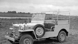 Evolución del Toyota Land Cruiser