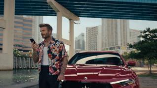 David Beckham, embajador internacional de Maserati