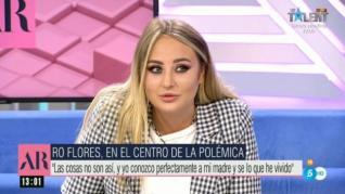 Las palabras de Rocío Flores tras el llamamiento a su madre en televisión