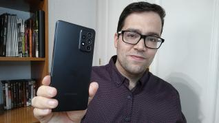Samsung Galaxy A72: un hermano mayor que redondea el atractivo del pequeño