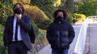 Marcelo viaja con el Real Madrid a Londres tras quedar liberado de la mesa electoral gracias a la segunda suplente