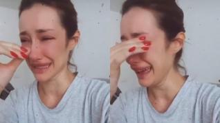 """Adara Molinero estalla, entre lágrimas, contra Ivana Icardi: """"Está cobrando por hablar de mi hijo. ¡No tiene derecho!"""""""