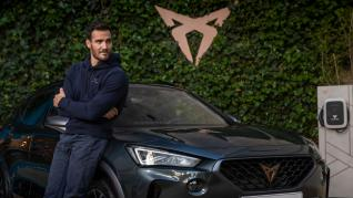 Saúl Craviotto opta por un Cupra Formentor e-Hybrid