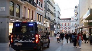 Madrid se blinda en San Isidro: 200 agentes de Policía Nacional llegan a la capital este fin de semana