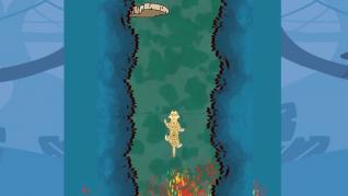 'Amazonian Rush', un videojuego para crear conciencia