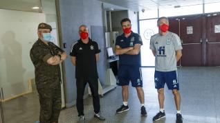 Vacunación de la selección española