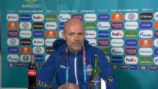 """Hjulmand: """"Los jugadores estaban deshechos, fue una experiencia traumática"""""""
