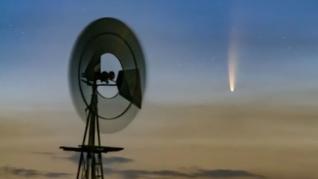 Así es la misteriosa nube helada que cubre nuestro Sistema Solar