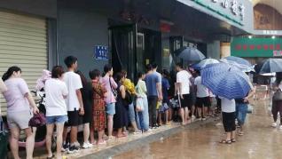 Las inundaciones en China dejan un balance provisional de 33 fallecidos