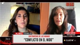 Las polémicas declaraciones de Verónica Cantero, la amiga de Paz Padilla, sobre el cáncer de mama