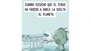 Darle la vuelta al planeta