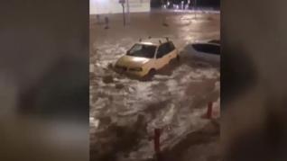 El cambio climático intensifica los fenómenos medioambientales como las inundaciones en Toledo