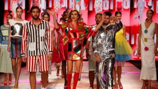 Vuelve el público a la Madrid Fashion Week y disfruta de los desfiles de Andrés Sardá y Agatha Ruiz de la Prada