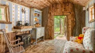 El hogar de 'Winnie the Pooh' ahora se puede alquilar en Inglaterra