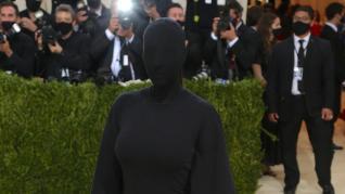 La incógnita del traje de Kim Kardashian para la Gala MET 2021