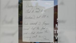 La nota viral del dueño de una tienda