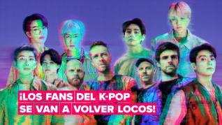 Una colaboración inesperada, ¿Coldplay y BTS?