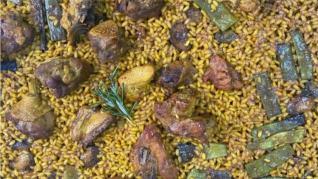 La primera receta de paella llevaba estos extraños ingredientes