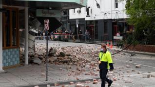 Un terremoto de magnitud 6 sacude el sureste de Australia