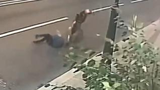 Una anciana forcejea con un ladrón y consigue evitar el robo de su bolso