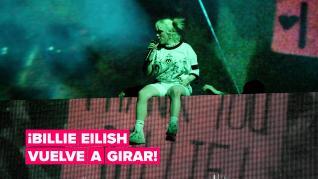 Billie Eilish da su primer gran concierto en un año y está 'más feliz que nunca'