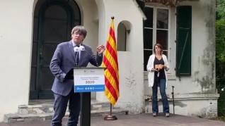 Carles Puigdemont, detenido en Cerdeña por la orden de busca y captura