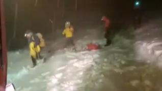 Cinco alpinistas mueren en la montaña más alta de Europa