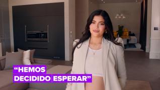 Kylie Jenner habla de sus antojos de embarazada y el nombre de su bebé para las 73 preguntas de Vogue