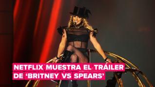 Netflix lanza el tráiler del nuevo documental sobre Britney Spears