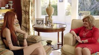 La reacción de María Teresa Campos al emotivo reencuentro entre su nieta y Bigote Arrocet en televisión