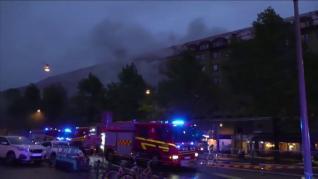 La policía investiga si ha sido provocada la explosión que ha dejado una veintena de heridos en Gotemburgo