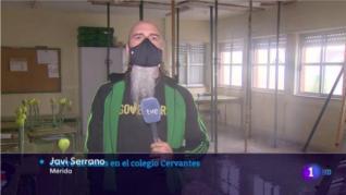 Debate en redes por el aspecto de un reportero de RTVE