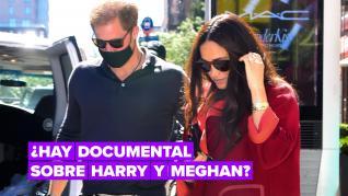 ¿Están grabando un documental Harry y Meghan sobre su vida?