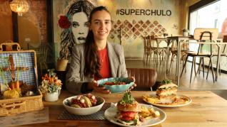 'Superchulo', un restaurante vegetariano que consiguen imitar a la perfección el sabor de la carne