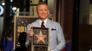 Daniel Craig ya tiene su estrella