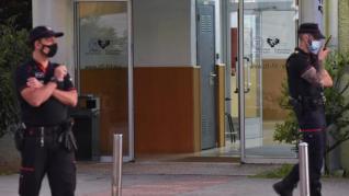 Detenido el joven que irrumpió a tiros en la Universidad del País Vasco de Leioa