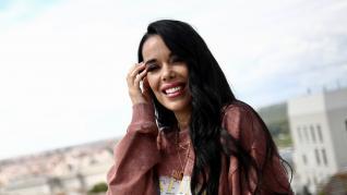 """Beatriz Luengo: """"El sarcasmo es la mejor manera de superar lo malo que te pase"""""""