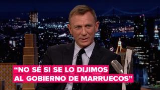 Daniel Craig no está seguro de que el Gobierno de Marruecos supiese lo de la explosión de 'Spectre'