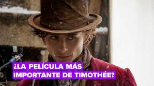 Cinco cosas que sabemos sobre la precuela de Willy Wonka que está rodando Timothé Chalamet