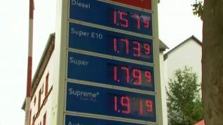 La gasolina sigue subiendo sin parar en Europa alcanzando precios históricos