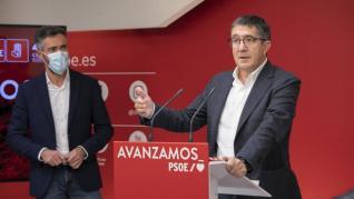 El PSOE valora positivamente la declaración de Otegi
