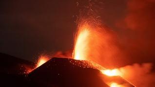 El fin de la erupción del volcán de La Palma está aún lejos