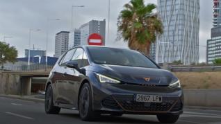 Born, el primer modelo eléctrico de la marca española Cupra