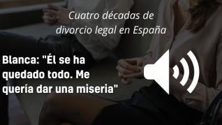 """Blanca González, divorciada: """"Él se ha quedado todo, todo. Me quería dar una miseria"""""""