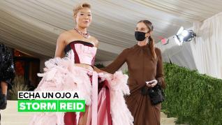 Storm Reid, de la serie 'Euphoria', es la nueva estrella emergente de Hollywood