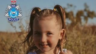 Un millón de dólares por pistas sobre Cleo Smith, la niña de cuatro años desaparecida en un camping en Australia