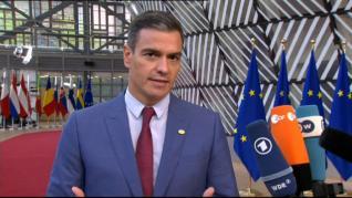"""Sánchez pide a Europa incorporar """"más urgencia"""" al debate del precio de la luz"""