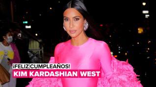 Kim K celebra sus 41 años siendo milmillonaria, única propietaria de su casa y la jefa de todo