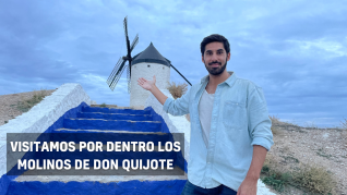 Recorrimos la Ruta de Don Quijote: así son por dentro los molinos de viento