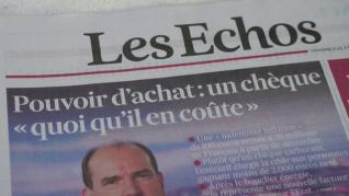 Francia dará un cheque energético de 100 euros ante la subida de los precios